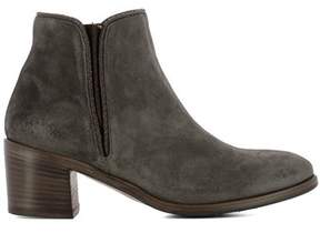 Alberto Fasciani Women's Brown Rubber Ankle Boots.