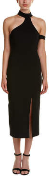 Finders Keepers Intervention Midi Dress