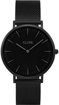 Cluse CL18111 La Bohème stainless steel mesh watch