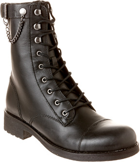 Geox Donna New Virna Leather Bootie