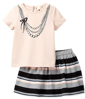 Kate Spade stripe set (Baby Girls)