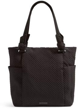 Vera Bradley Hadley Quilted Tote - CLASSIC BLACK - STYLE