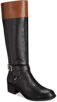 Style&Co. Style & Co Vedaa Boots, Created for Macy's Women's Shoes