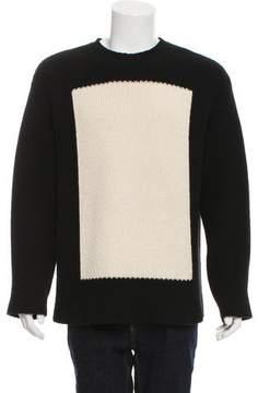 Loewe Two-Tone Wool Sweater