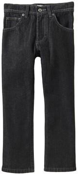 Lee Boys 4-7x Dungarees Slim Straight-Leg Jeans