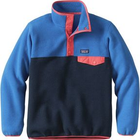 Patagonia Lightweight Synchilla Snap-T Pullover Fleece Jacket