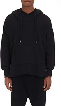 NSF Men's Cotton Terry & Canvas Hoodie