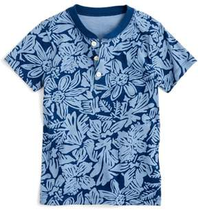 J.Crew crewcuts by Tropical Print Henley