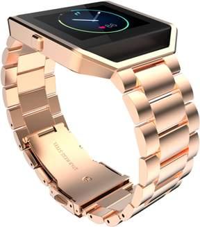 Fitbit DZT1968 Stailess Steel Bracelet Strap Watch Band For Blaze Smart Watch
