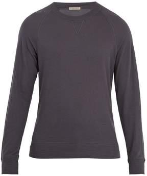 Bottega Veneta Long-sleeved double-jersey sweatshirt