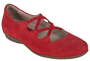 Earth Earthies Leather Slip-On Flats - Clare