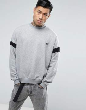 Antioch Sleeve Panel Sweater