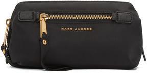 Marc Jacobs Black Trooper Framed Big Bliz Cosmetic Case