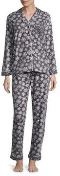 Carole Hochman Printed Pajamas
