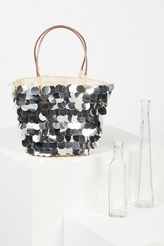 Isle Of Paradise Straw Tote by Free People