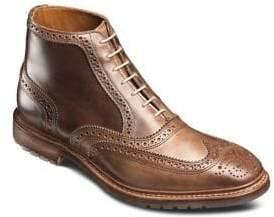 Allen Edmonds Stirling Leather Ankle Boots