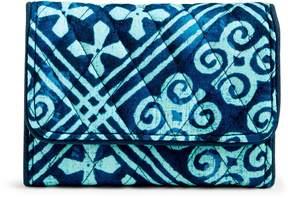 Vera Bradley Riley Compact Wallet - CUBAN TILES - STYLE