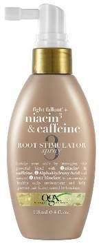 OGX Anti-Hair Fallout Niacin3 + Caffeine Root Stimulator Spray - 4 oz