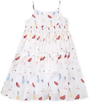 Sonia Rykiel Fruit Print Tank Dress