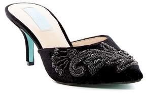 Betsey Johnson SB Coset Mule Sandal