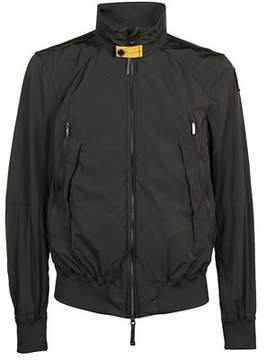 Parajumpers Men's Pmjckwi03601 Black Polyester Outerwear Jacket.