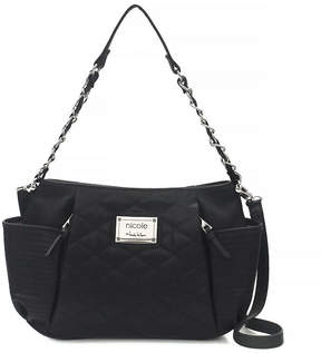 Nicole Miller Nicole By Suzie Large Shoulder Bag