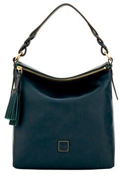 Dooney & Bourke Florentine Small Sloan Bag. - BLACK BLACK - STYLE