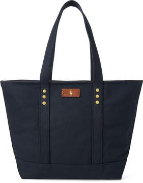 Ralph Lauren Canvas Tote Bag