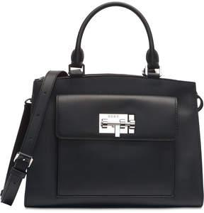DKNY Elizabeth Mastrotto Leather Satchel