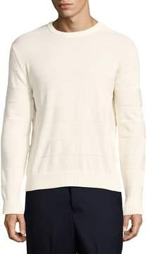 Ami Men's Striped Sweater