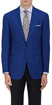 Kiton Men's Cashmere Two-Button Sportcoat