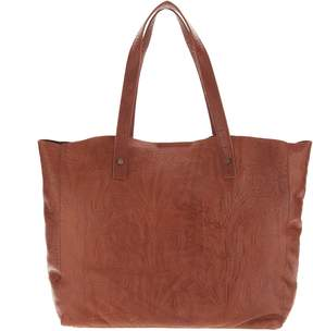 Co American Leather Glove Leather Open Tote - Davis