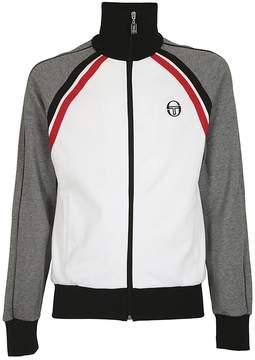 Sergio Tacchini Color-block Zipped Jacket