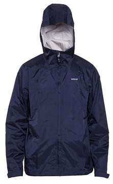 Patagonia Men's Blue Polyester Outerwear Jacket.