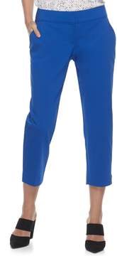 Apt. 9 Women's Torie Straight-Leg Capri Pants