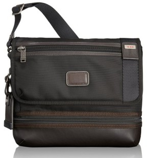 Tumi Men's 'Alpha Bravo - Beale' Crossbody Bag - Black