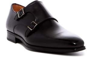 Magnanni Carmo Monk Strap Shoe