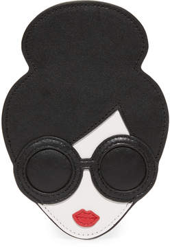 Alice + Olivia Stacey Face Card Case