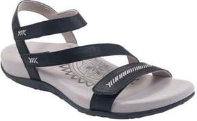 Aetrex Women's Gabby Quarter Strap Sandal