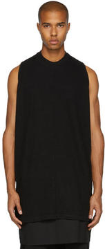 Rick Owens Black Ricks Tank Top