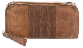 Liebeskind Berlin Leather Zip-Around Wallet