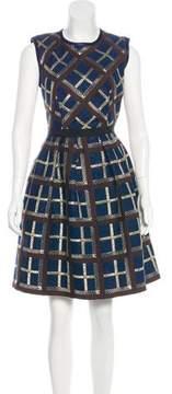 Aquilano Rimondi Aquilano.Rimondi Wool-Blend Mini Dress