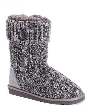 Muk Luks Janet Faux Fur Lined Boot