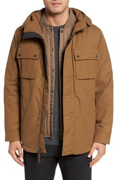 Cole Haan Men's 3-In-1 Military Utility Jacket