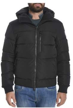 Rossignol Men's Black Polyester Down Jacket.