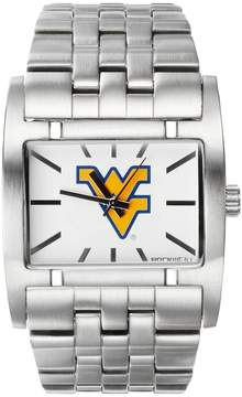 Rockwell Kohl's West Virginia Mountaineers Apostle Stainless Steel Watch - Men