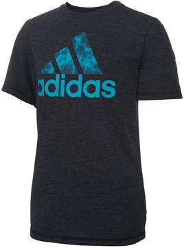 adidas Graphic-Print ClimaLite T-Shirt, Little Boys (4-7)
