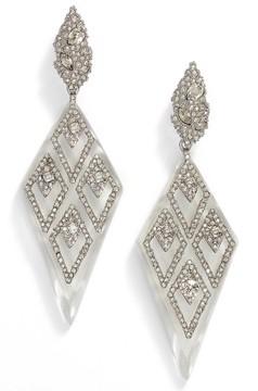 Alexis Bittar Women's Spike Clip-On Drop Earrings