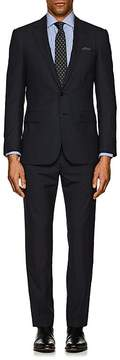 Ralph Lauren Purple Label Men's Anthony Micro-Checked Wool Two-Button Suit