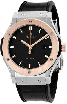 Hublot Classic Fusion Mat Black Dial Automatic Men's Watch